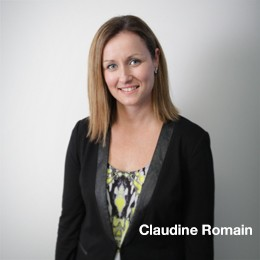 Claudine Romain